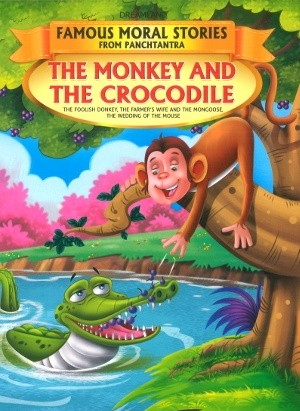 The Monkey And The Crocodile Panchtantra Stories