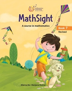 Indiannica Learning MathSight Class 7