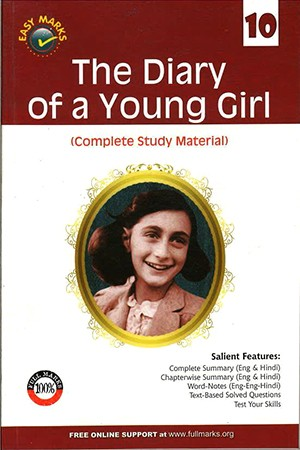 The Diary of Young Girl for Class 10