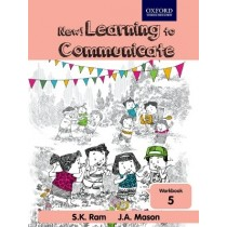 Oxford New Learning To Communicate Workbook Class 5
