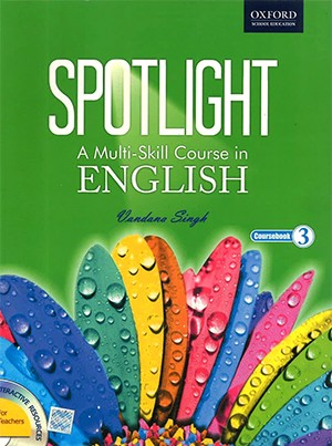 Oxford Spotlight English (Course Book) for Class 3