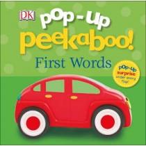 DK Pop-Up Peekaboo! First Words