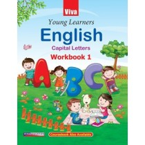 Viva Young Learners English Capital Letters Workbook 1