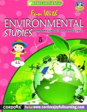 Cordova Learning Fun with Environmental Studies Book 5
