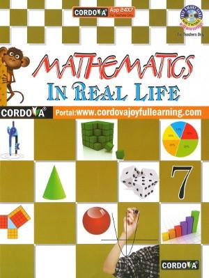 Cordova Mathematics In Real Life Class 7