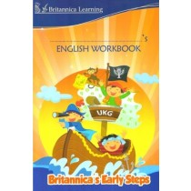 Britannica Early Steps English Workbook for UKG Class