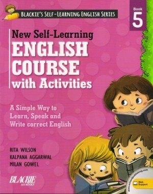 New Self Learning English Course With Activities Class 5