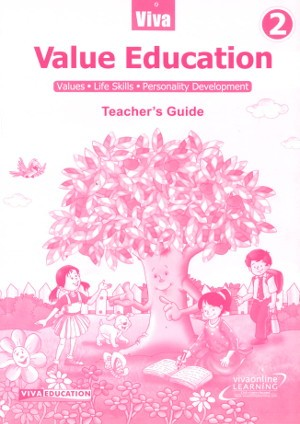 Value Education For Class 2 (Teacher's Guide)