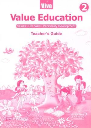 Value Education For Class 2 (Teacher's Guide)