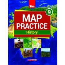 Viva Map Practice History Class 9