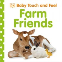 DK Baby Touch and Feel Farm Friends