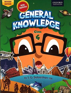 Oxford General Knowledge For Class 4