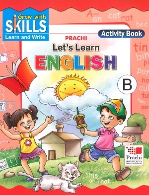Prachi Let's Learn English B Activity Book