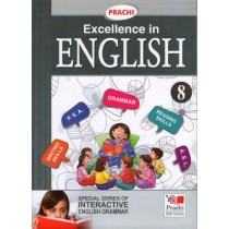 Prachi Excellence In English For Class 8