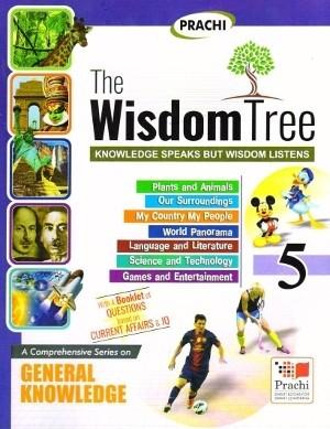Prachi The Wisdom Tree for Class 5