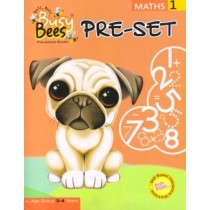 Acevision Busy Bees Pre-Set Maths Book 1