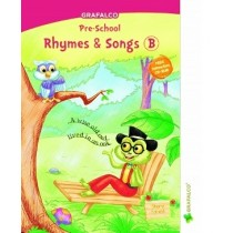Grafalco Pre-School Rhymes & Songs B