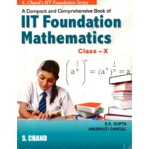 IIT Foundation Mathematics For Class 10