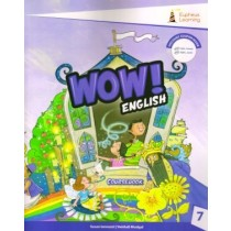 Eupheus Learning Wow English Coursebook For Class 7
