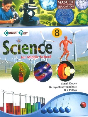 Concept First Science For Middle School Class 8