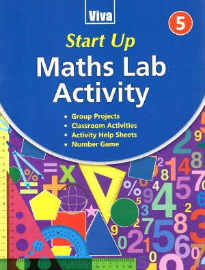 Viva Start Up Maths Lab Activity For Class 5