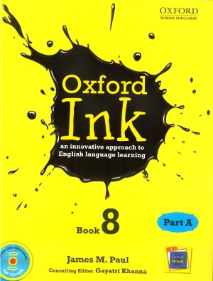 Oxford Ink For Class 8 (Part A)
