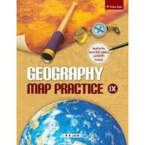 Ratna Sagar Geography Map Practice Class 9