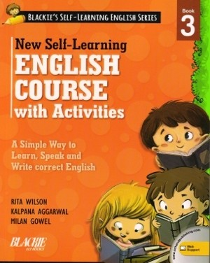 New Self Learning English Course With Activities Book 3