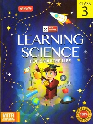 MTG Learning Science For Smarter Life Class 3