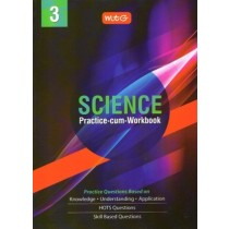 MTG Science Practice-Cum-Workbook Class 3