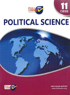 Full Marks Political Science For Class 11