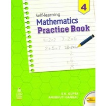 S chand Self Learning Mathematics Practice Book Class 4