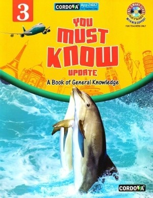 Cordova You Must Know General Knowledge Book 3