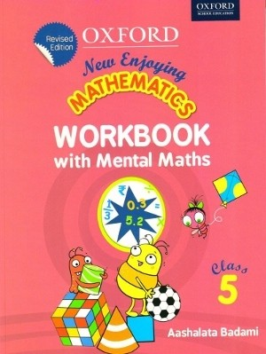Oxford New Enjoying Mathematics Workbook Class 5