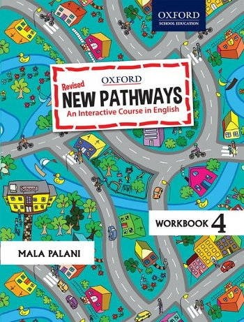 Oxford New Pathways English  For Class 4 (Work Book)