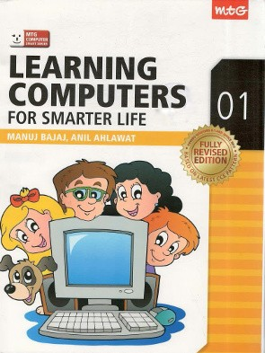 MTG Learning Computers For Smarter Life Class 1