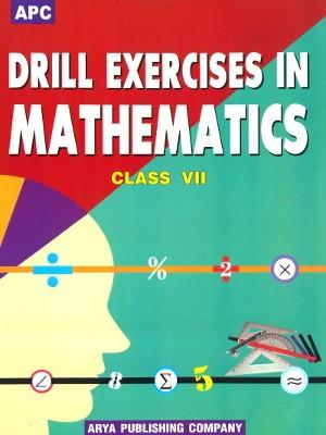 APC Drill Exercises in Mathematics Class 7