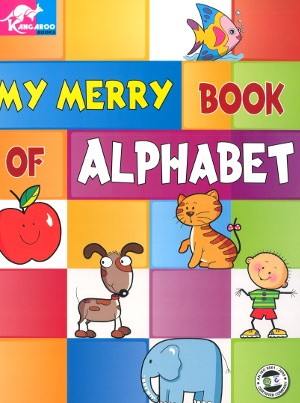 Kangaroo My Merry Book of Alphabet