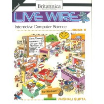 Britannica Live Wire Interactive Computer Science Class 4