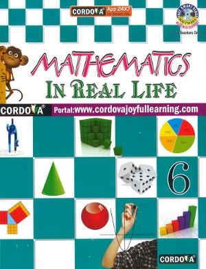 Cordova Mathematics In Real Life Class 6