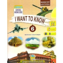 Mascot Education I Want To Know Book 6