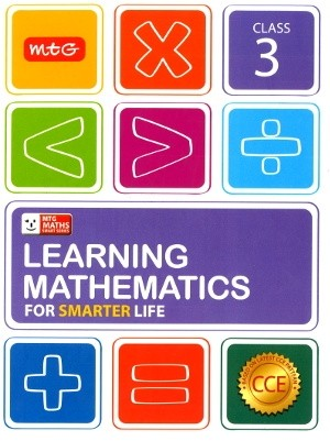 MTG Learning Mathematics For Smarter Life Class 3