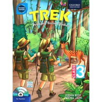 Oxford Trek Primary Social Studies For Class 3
