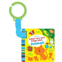 Usborne Baby's Very First buggy book Animals