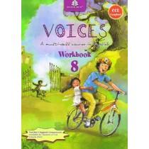 Madhubun Voices English Workbook 8