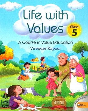 Life With Values Class 5