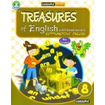 Cordova Treasures of English Main Coursebook 8