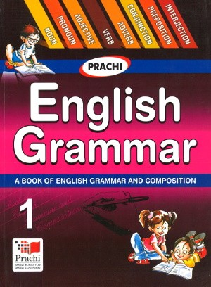 Prachi English Grammar For Class 1