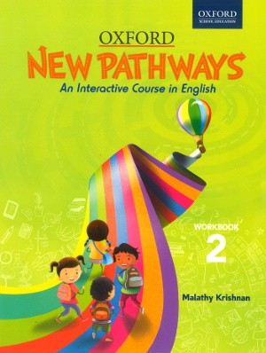 Oxford New Pathways English Workbook For Class 2