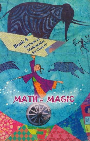 NCERT Math Magic Class 4
